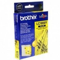 Cartus OEM Brother LC-1000Y Yellow 400 pagini