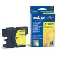 Cartus OEM Brother LC1100HYY Yellow 750 pagini