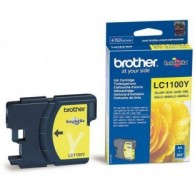 Cartus OEM Brother LC1100Y Yellow 325 pagini