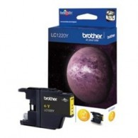Cartus OEM Brother LC1220Y Yellow 300 pagini