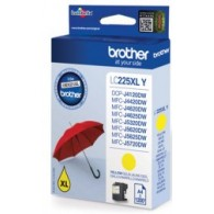 Cartus OEM Brother LC225XLY Yellow 1200 pagini