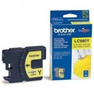 Cartus OEM Brother LC980Y Yellow 260 pagini