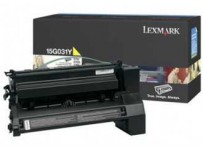 Cartus OEM original Lexmark 15G031Y Yellow 6000 pag