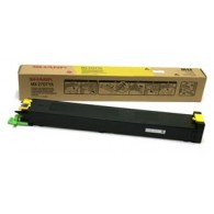 Cartus OEM Sharp MX27GTYA Toner Yellow 15000 pagini